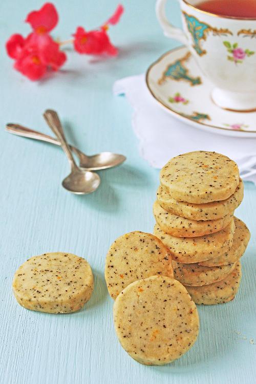 Earl Grey Tea Cookies Recipes — Dishmaps