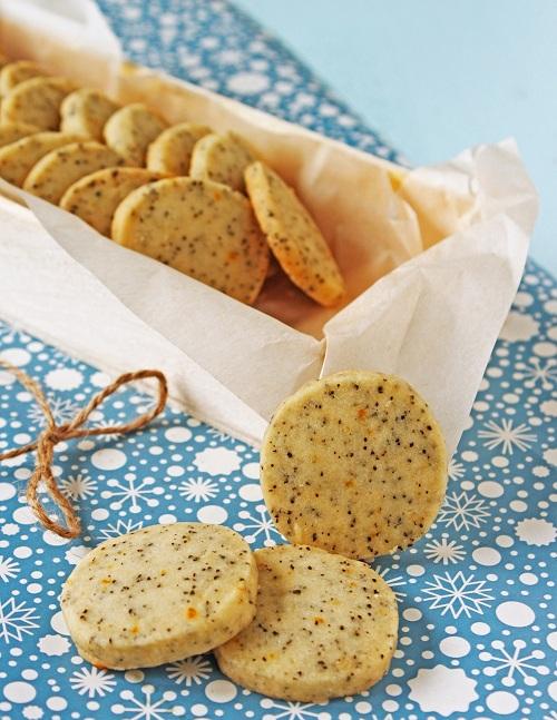 Earl Grey Tea Cookies, Take Two | What She's Having