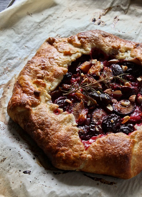 Plum Galette | What She's Having