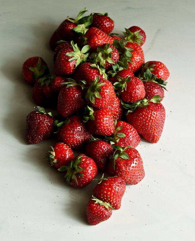 Quebec Strawberries | What She's Having